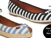 Shoes// strisce Primavera/ Estate 2013 secondo Marc Jacobs