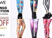 ROMWE Sale Leggings Category *Any OFF*