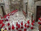 Conclave, lavori elezione iniziati: chiuse porte della Cappella Sistina
