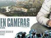 """Dalla Palestina Broken Cameras"""" sbarca negli States. Grazie Michael Moore."""