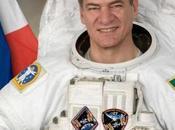 L'astronauta Paolo Nespoli arrivo Santa Maria Sala, Venezia