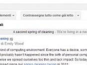 Chiude Google Reader: Morto aggregatore...