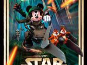 Finalmente primo poster ufficiale dedicato sodalizio Disney-Lucasfilm
