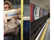 Geri Halliwell metro dopo anni: Rete indigna