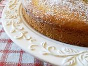 Olive lemon cake