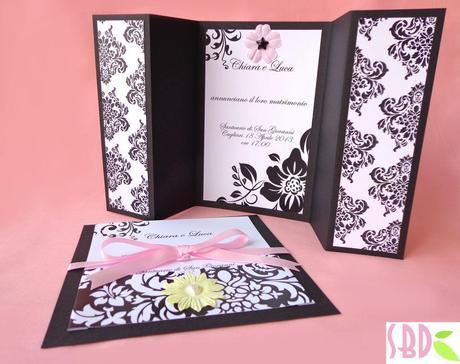 Wedding series partecipazioni di nozze elegance wedding for Partecipazioni matrimonio modelli
