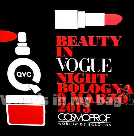 Talking about: My Beauty in Vogue Night & more