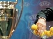 Sorteggi Champions Europa League, impegni difficili italiane