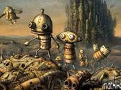 Machinarium, versione PlayStation Vita debutterà corso mese