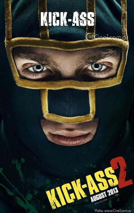 kick-ass 2 aaron johnson