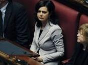 Laura Boldrini Presidente della Camera: donna alto profilo professionale morale