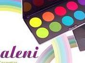 Arcobaleni, palettes secondo NEVE COSMETICS