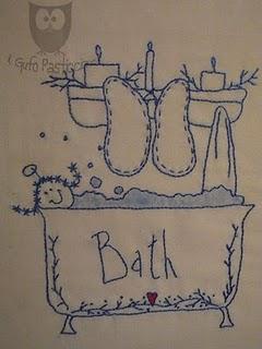 Anche il bagno pu essere romantico paperblog - Giochi di baci in bagno ...