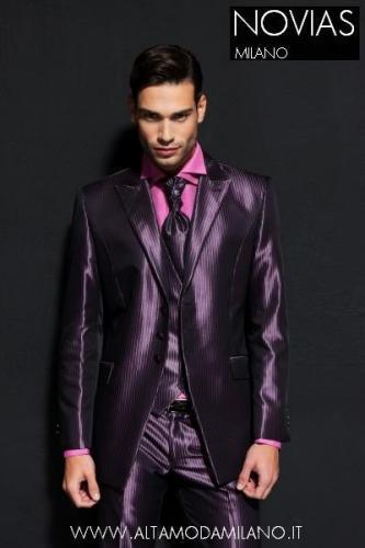 Vestiti Matrimonio Uomo Particolari : Le nuove collezioni di abiti da sposo milano novias