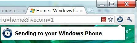 chrome to wp7 rm eng Finalmente disponibile Chrome to Windows Phone 7