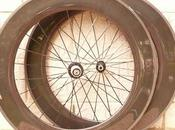 700C carbon 88mm Tubular wheelset