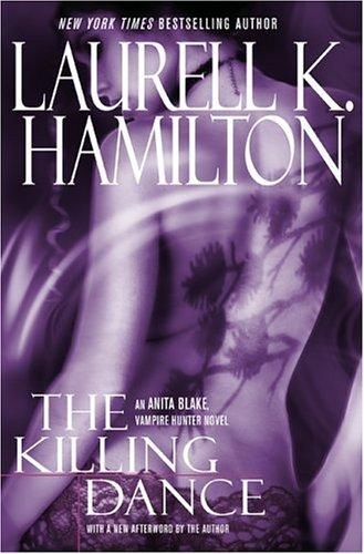 Cover of The Killing Dance by Laurell K. Hamilton