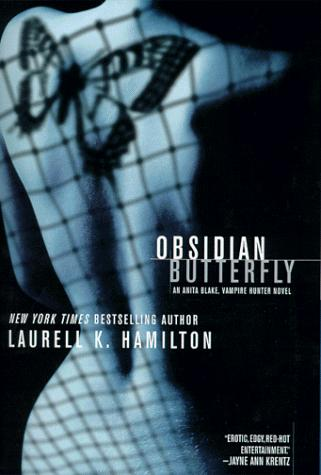 Cover of Obsidian Butterfly by Lauren Hamilton