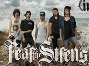 "FEAR SIRENS Video ufficiale ""The Reach"" BlankTV!"