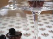 Festa papà: cupcakes ricoperti cioccolato