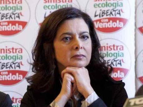 Laura boldrini presidente della camera dei deputati for Presidente camera dei deputati attuale
