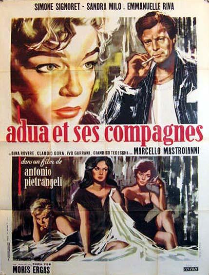 aduafr Antonio Pietrangeli   Adua e le compagne aka Adua and Friends (1960)