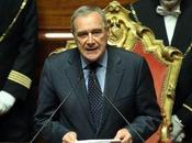 Grazie agli ignoti senatori hanno votato Pietro Grasso.