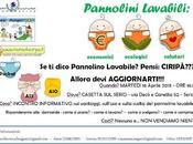 Pannolini lavabili. Incontro informativo SILP aprile Seriate