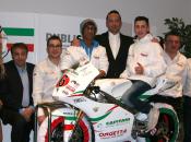 Team Publisport Corse presenta squadra parteciperà Campionato Mondiale Italiano