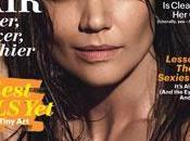 sexy Katie Holmes sulla cover Allure