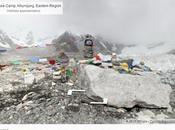 Google Street View sulle vette alte mondo