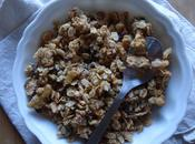 Granola frutta cereali Fruit cereal granola