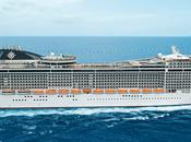 """Msc Preziosa"", nave grande d'Europa"