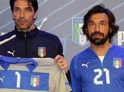 Puma, maglia Italia Confederations 2013