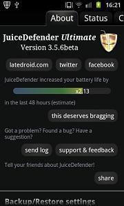 juice_defender_interfaccia