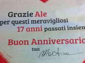 Martina Colombari: anniversario Corriere della Sera. Costacurta? ricordato?