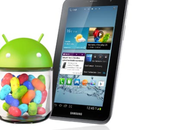 Samsung Galaxy 7.0: disponibile Android 4.1.2 Jelly Bean