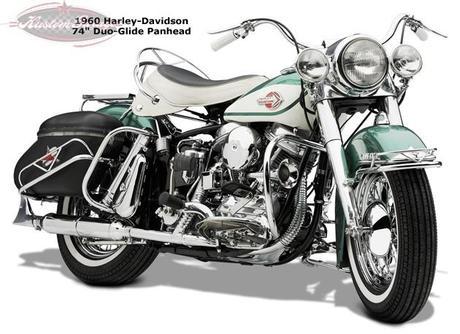 Harley davidson old school paperblog - Old school harley davidson wallpaper ...