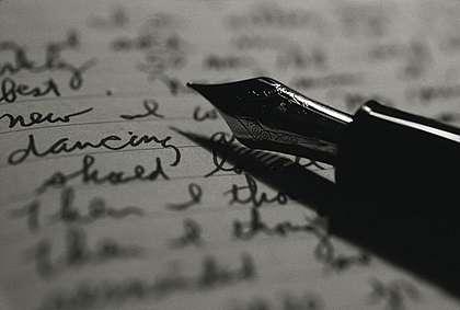 Su certi aspiranti scrittori