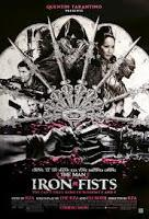 Wu-Tang Clan meets Hong Kong: The Man with the Iron Fists (2012)
