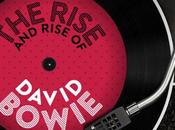 Tutto David Bowie, minuto minuto, un'infografica