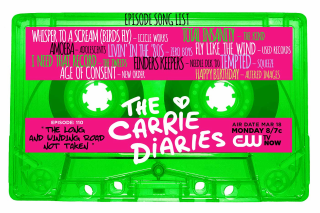 soundtrack 1x10 the carrie diaries
