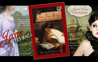 Jane Goes Batty di Michael Thomas Ford | Recensione