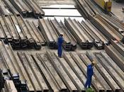 Segnali flessione mercato ferro Cina