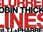 Robin Thicke feat. T.I. Pharrell Blurred Lines Video Testo Traduzione