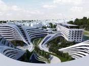 Beko Materplan Zaha Hadid Architects