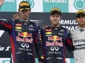 Doppietta Bull Vettel primo, Alonso dopo giro