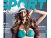 Melissa Satta, modella Sport Magazin, bikini mozzafiato