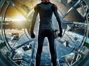 Primo affascinante poster fantascientifico Ender's Game