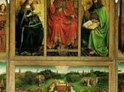 Eyck trionfo della pittura olio